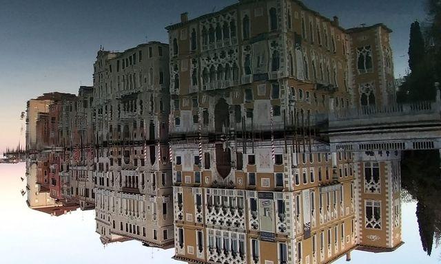 Palazzo Franchetti COVID 4 2020