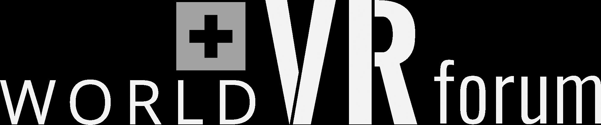 31 311817 logo world vr forum world vr forum logo white